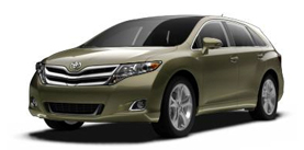 2013 Toyota Venza 4-cylinder XLE