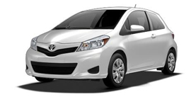 2013 Toyota Yaris Automatic LE near Temecula