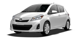 2013 Toyota Yaris Manual SE