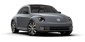 2013 Volkswagen Beetle With Sunroof, Sound and Nav  2.0T Turbo