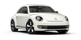 2013 Volkswagen Beetle With Sunroof and Sound  2.0T Turbo PZEV