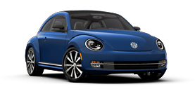 2013 Volkswagen Beetle With Sunroof, Sound and Nav  2.0T Turbo PZEV
