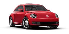 2013 Volkswagen Beetle 2.5L 2D Hatchback