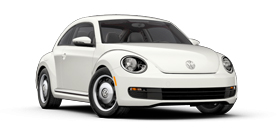 2013 Volkswagen Beetle With Sunroof 2.5L PZEV
