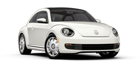 2013 Volkswagen Beetle With Sunroof, Sound and Nav 2.5L PZEV