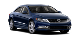 2013 Volkswagen CC 2.0T PZEV With Lighting Package Sport PZEV