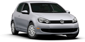 2013 Volkswagen Golf 2.5L PZEV with Convenience
