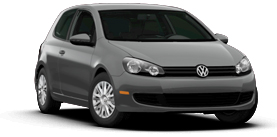 Golf 2.5L PZEV Convenience and Sunroof