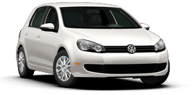 2013 Volkswagen Golf 2.0L with Sunroof and Navigaton TDI
