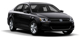 2013 Volkswagen Jetta Hybrid 1.4L SEL