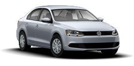 2013 Volkswagen Jetta Sedan 2.5L Federal SE
