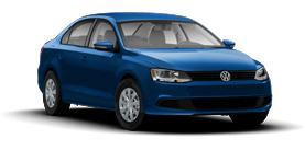 2013 Volkswagen Jetta 2.5L SE 4D Sedan