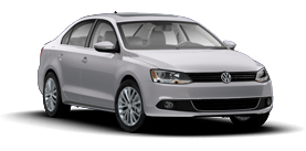 Jetta Sedan 2.5L PZEV with Navigation SEL