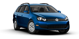  Jetta SportWagen 2.5L S PZEV