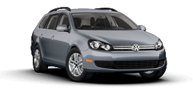 2013 Volkswagen Jetta SportWagen 2.0L with Sunroof and Navigation TDI