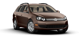  Jetta SportWagen 2.0L with Sunroof and Navigation TDI