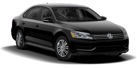 2013 Passat 2.5L PZEV with Appearance S