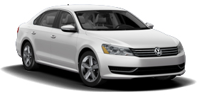 2013 Volkswagen Passat 2.5L PVEZ with Sunroof SE