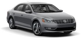 2013 Volkswagen Passat TDI SEL Premium 4D Sedan