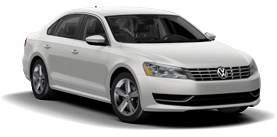 2013 Volkswagen Passat 2.0L with Sunroof SE TDI