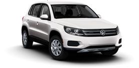 2013 Volkswagen Tiguan SE 4D Sport Utility