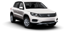 2013 Volkswagen Tiguan 2WD 4dr Auto SE