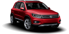  Tiguan 2.0T SEL 4Motion