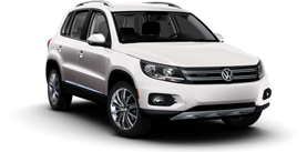 2013 Volkswagen Tiguan 2.0T with Sunroof and Navigation SE 4Motion