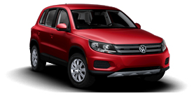  Tiguan 2.0T S 4Motion
