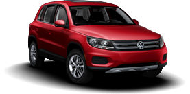 Hawthorne Tiguan 2.0T with Sunroof S 4Motion
