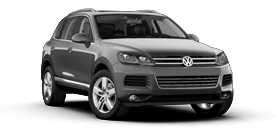 2013 Volkswagen Touareg TDI Lux