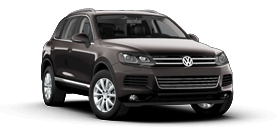 Touareg With Navigation TDI Sport