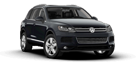 2013 Volkswagen Touareg VR6 Lux