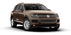 2013 Volkswagen Touareg With Navigation VR6 Sport