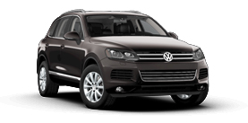 Touareg With Navigation VR6 Sport