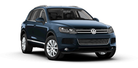 2013 Volkswagen Touareg