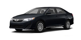 2014.5 Camry 2.5L 4-Cyl LE