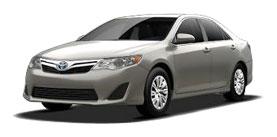 2014.5 Toyota Camry Hybrid 2.5L 4-Cyl LE