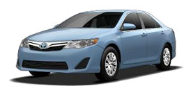 2014.5 Camry Hybrid 2.5L 4-Cyl LE