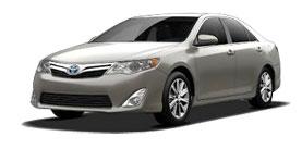 2014.5 Toyota Camry Hybrid
