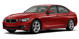 2014 BMW 3 Series Sedan 320i xDrive