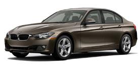 2014 BMW 3 Series Sedan 320i xDrive