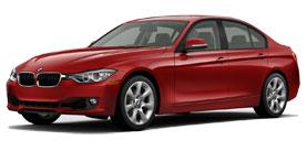 2014 BMW 3 Series Sedan 335i