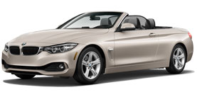 2014 BMW 4 Series Convertible SULEV 428i