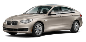 2014 BMW 5 Series Gran Turismo 535i