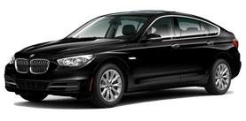 2014 BMW 5 Series Gran Turismo 550i