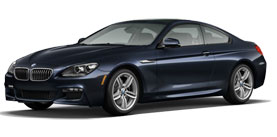 2014 BMW 6 Series