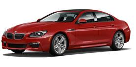 2014 BMW 6 Series Gran Coupe 640i