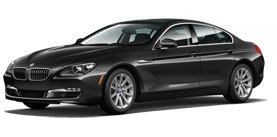 2014 BMW 6 Series Gran Coupe 640i