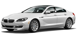 2014 BMW 6 Series Gran Coupe